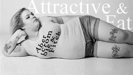 Attractive & Fat.