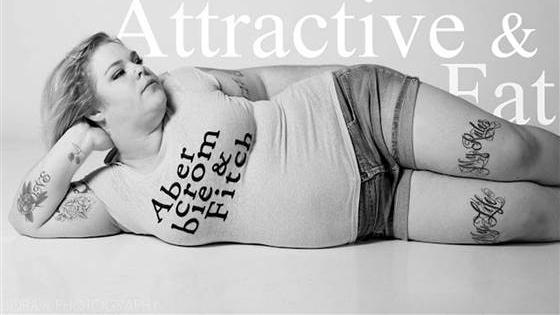 Attractive & Fat.